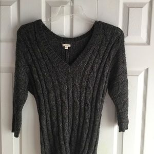 aerie Sweaters - Aerie Charcoal Gray Sweater